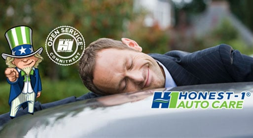 Honest-1 Auto Care Spotsylvania - Honest-1 NASCAR